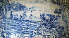 Painel azulejos mercado do Livramento, Setúbal - Pesquisa Google. Um casal de alemão apreciador da azulejaria portuguesa decidiu financiar o restauro do painel de azulejos do mercado do Livramento, em Setúbal, ...