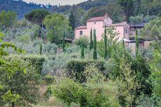 Villa in Tuscany: Our villa: Villa Orlando near Cortona Rent A Villa, Most Romantic Places, Italian Christmas, Tuscany Italy, Toscana, Beach Trip, Countryside, Orlando, Vacation