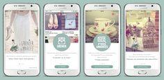Après de longues semaines de travail, on est ravi d'enfin lancer notre application mobile, disponible sur IOS & Android. Allez y vite.. n'hésitez pasà la télécharger, c'est gratuit ! Cliquez les liens ci dessous ou cherchez 'Le Grenier de la Mariée' dans les app stores. (Version IOS en cours de validation chez Apple !) Chinez …
