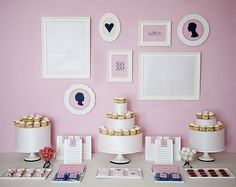 Entertaining: Make Your Party Personal with Silhouettes