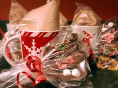 Chocolate Christmas Gift Ideas | ... Craves: Last Minute Homemade Gift Ideas...Involving Hot Chocolate