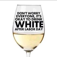 Keeping it classy!  #BLOOUT #blowdrybar #fb #twitter #whitewine #laborday