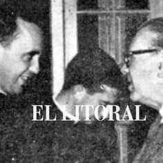 Pape François - Pope Francis - Papa Francesco - Papa Francisco - Rencontre du jeune P. Bergoglio et de l'écrivain Borges en 1965