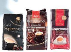 """Espresso: Aldi-Produkt besser als teure Markenware https://www.discountfan.de/artikel/essen_und_trinken/espresso-aldi-produkt-besser-als-teure-markenware.php Aufgeweckte Discountfans greifen zu Discounter-Espresso: Wie die """"Stiftung Warentest"""" jetzt ermittelt hat, sind die Bohnen vom Billig-Markt besser als teure Markenware. Espresso: Aldi-Produkt besser als teure Markenware (Bild: Aldi-Sued.de) Beim Espresso-Test der Stiftung Warentest... #Espresso, #Kaffee, #"""
