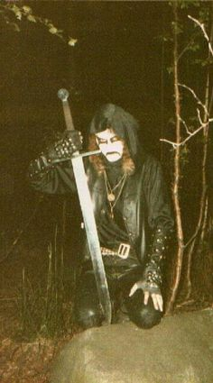 Moonblood an awesome black metal band from Norway