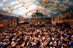 Oktoberfest- I owe it to my German heritage to consume copious amounts of beer with my fellow Germans! Pale Ale Beers, Beer Fest, Festivals Around The World, Munich Germany, I Want To Travel, Oh The Places You'll Go, Wonderful Places, Around The Worlds, Bavaria