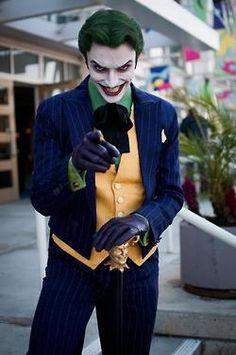 Awesome cosplay joker - anthony misiano