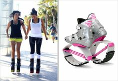 kangoo jumps - look so funnnn!!!