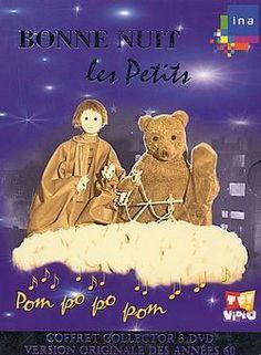 Bonne nuit les petits est une série télévisée française en noir et blanc, diffusée à partir du 10 décembre 1962 sur RTF Télévision puis sur l'ORTF. 568 épisodes de 5 minutes et cinq émissions spéciales ont été réalisés entre 1962 et 19731.  Une troisième série, intitulée Nounours, de 78 épisodes de 5 minutes en couleur est diffusée à partir du 23 février 1976 sur TF1. Une quatrième série de 195 épisodes de 3 minutes en couleur est enfin diffusée à partir du 24 avril 1995 sur France 22