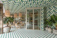 Restaurante Perrachica- terraza- Chamberi- Madrid