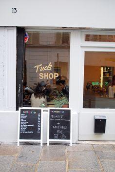 Tuck Shop | Paris