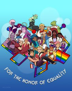 Tumblr is a place to express yourself, discover yourself, and bond over the stuff you love. It's where your interests connect you with your people. Anime Wolf, Anime Outfits, Adventure Time, Imagenes My Little Pony, She Ra Princess Of Power, Kids Shows, Owl House, Steven Universe, Equality