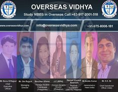 Please visit us: overseasvihdya.com Contact us: info@overseasvidhya.com /overseasvidhya@gmail.com #overseasvidhya working as International Education Consultants in different Countries_Armenia, China, Georgia, Kyrgyzstan, Philippines, Poland, Russia and Ukraine, with our experts for #MBBS