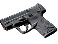 Since S&W launced their M&P Shield some have begun to wonder if the new model is going to improve upon the old Shield. Hence, folks will find themselves pondering over getting the original Shield, or the Shield 9mm Holster, 9mm Pistol, Holsters, Big Guns, Cool Guns, M&p Shield 9mm, Best Concealed Carry, Custom Glock, Home Defense