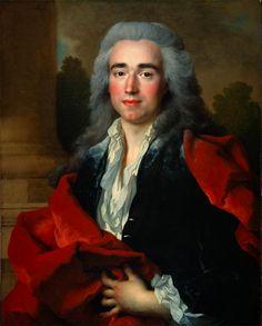 Anne Louis Goislard de Montsabert, comte de Richbourg-le-Toureil, Nicolas de Largillière, 1734