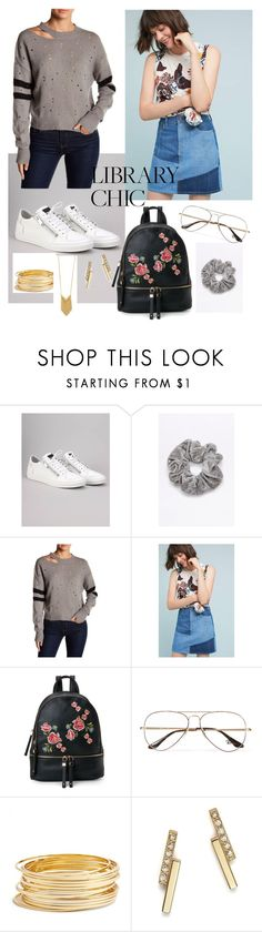"""""""Finals Sessions"""" by design360 ❤ liked on Polyvore featuring Antony Morato, Planet Gold, Levi's, Urban Expressions, Ray-Ban, Argento Vivo, ZoÃ« Chicco and Sam Edelman"""