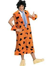 Fred Flinstone - Great halloween costume for men!