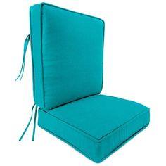 Turquoise Patio Cushions