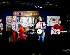 2013 Americana Music Festival : Mustered Courage | MIMOSA ARTS ... Mustered Courage performs at The Station Inn for the Americana Music Festival...