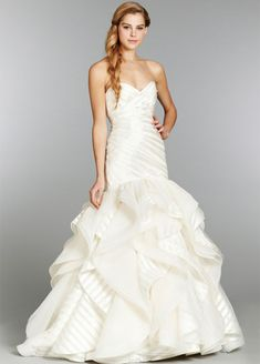 The best gowns from the most in-demand wedding dress designers part 5. http://www.modwedding.com/category/dresses-style/wedding-dresses/ #wedding #weddings #fashion