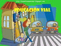Maestra de Pedagogía Terapeutica: Educación Vial
