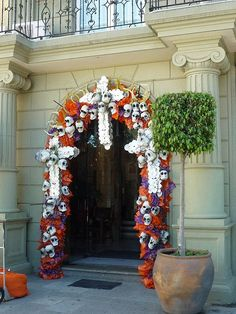 Dia De Los Muertos/Day of the Dead~ Decoration