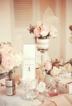 Tea Rose at www.bridestory.com #weddingideas #weddinginspiration #thebridestory #weddingdetails #pink #beige #vintage