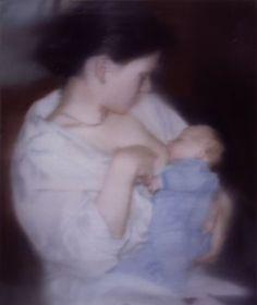 Gerhard Richter » Kunst » Foto-Bilder » S. mit Kind » 827-5
