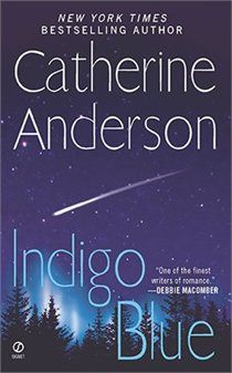 'Indigo Blue' by Catherine Anderson...Finished this on 7/22/2015...