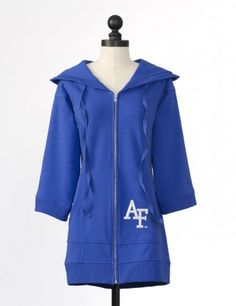 Hooded Team Tunic - Air Force