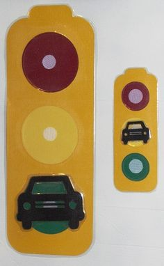 Traffic light behavior chart- needs tweeking but could be useful