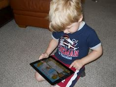 Engaging Little Learners with Technology