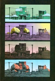 Your Wednesday Sequence 46 | Chris Ware | Robot 6 @ Comic Book ResourcesRobot 6 @ Comic Book Resources
