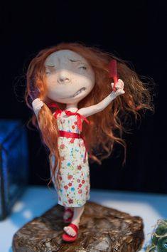 """4-я Международная выставка """"Искусство Куклы"""""""