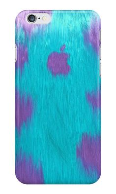 Sulley from Monster's Inc. case ($25)
