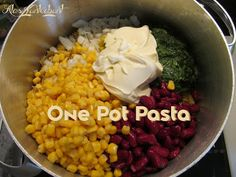 Ala's Kunterbunt One Pot Pasta