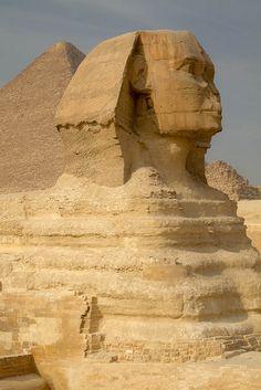 The Sphinx Digital photography Egypt Travel by BelleLuneArts Giza Egypt, Pyramids Egypt, Sphinx Egypt, Ancient Aliens, Ancient Egypt, Ancient History, Old Egypt, Egypt Art, Mystery