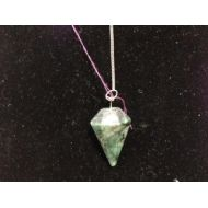 Emerald Hexagon Pendulum