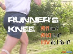 Runner's Knee - What to do, what to do?