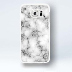 Grey Marble Galaxy S6 Edge Case Stone Samsung Galaxy S 6 Edge Covers