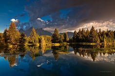 Grand Teton 1of 4 by Irena  Kapusta on 500px