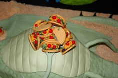 Sweet Eats Cakes: Dragons Love Tacos Third Birthday