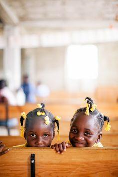 Portraits of Haiti // nickglimenakis.com
