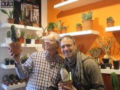 Joan i Xavier en Cactus Gallery