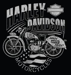 Take a look at Fun Harley Davidson Illustrations. Harley-Davidson is one of the most iconic brands in the world. Each bike has their own design and even the engine sound is part of the brand. Harley Davidson Knucklehead, Harley Davidson Chopper, Harley Davidson Vintage, Harley Davidson Images, Harley Davidson Logo, Harley Davidson Kunst, Harley Davidson Kleidung, Harley Davidson Merchandise, Harley Davidson Tattoos