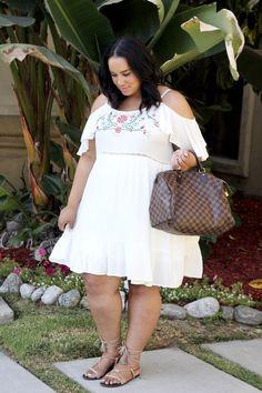 LA Vacay Slay + My Top 5 Fav Spots (beauticurve) Looks Plus Size, Plus Size Model, Plus Size Girls, Moda Plus Size, Stylish Plus Size Clothing, Plus Size Fashion, Dressy Dresses, Nice Dresses, Plus Size Posing