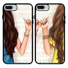 Diy phone cases 597782550520301856 - Details about Best Friend BFF Finger Hook Phone Case For Apple iPhone X 8 Samsung Galaxy Source by Bff Iphone Cases, Bff Cases, Cute Phone Cases, Floral Iphone Case, Best Friend Cases, Friends Phone Case, Best Friends, Iphone 8 Plus, Shirts Bff