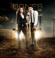 Bones - my second favorite 'crime' show. Bones Tv Series, Bones Tv Show, Best Tv Shows, Best Shows Ever, Favorite Tv Shows, Favorite Things, Booth And Bones, Booth And Brennan, David Boreanaz