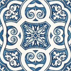 Azulejo Sec XVIII  Viúva Lamego, Portugal