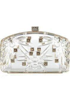 Valentino Clutch Crystal